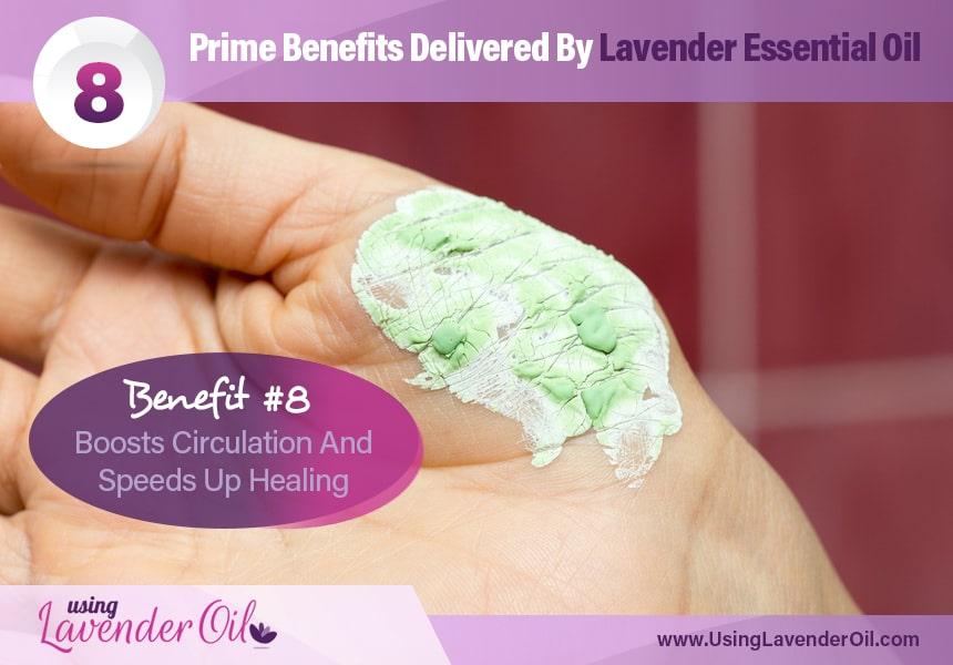 lavender oil medicinal uses